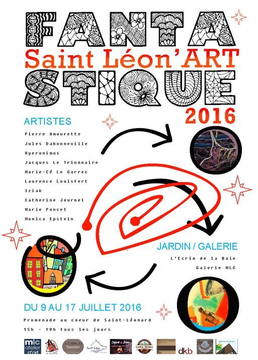 Saint leon art 2016